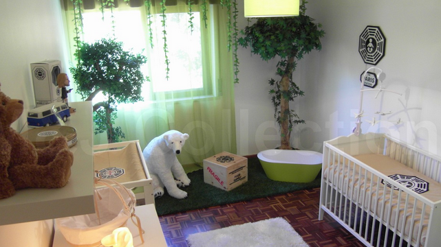 Raise the next Ben Linus in this Dharma Initiative nursery