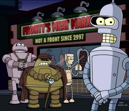 Halloween Costume Contest: Robots Turn on Humans