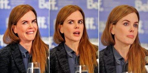 Good News! Nicole Kidman Can Still Move Her Face