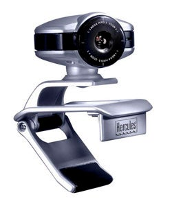 Hercules Dualpix HD - High Definition Webcam