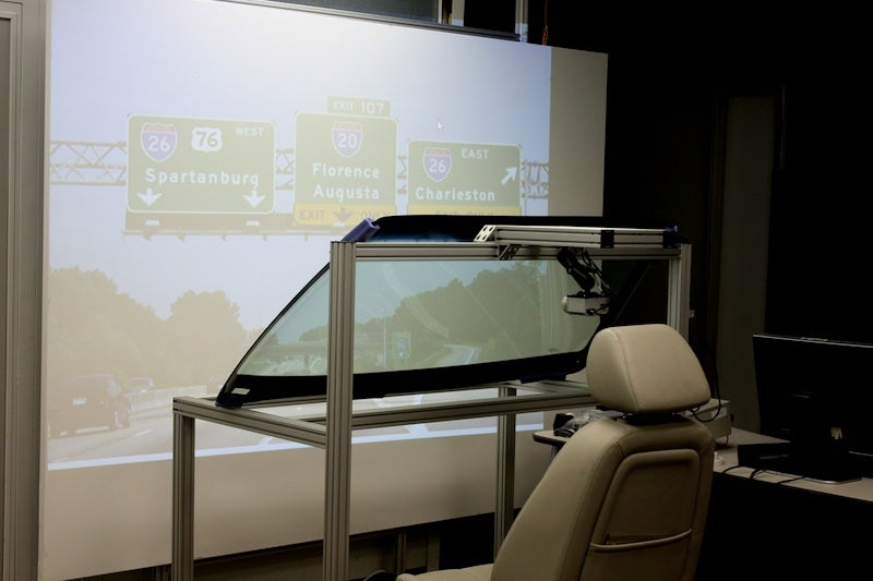 GM's New Tron-Like Windshield