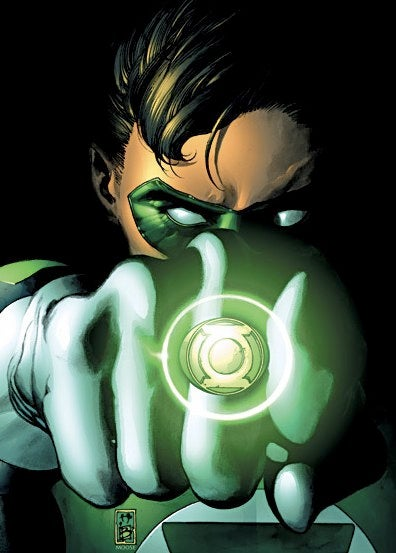 Green Lantern's Director Explains How They'll Make The Magical Rings Realistic