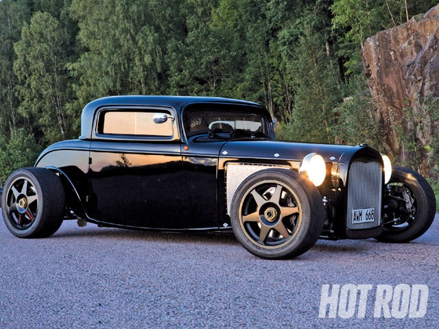 AWD turbo volvo powered '32 Ford