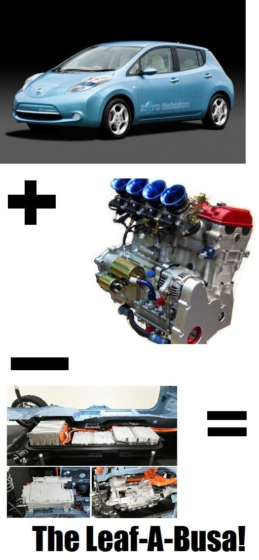 Ten Crazy Engine Swaps That Must Be Done