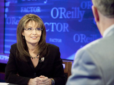 Chris Wallace Hopes Sarah Palin Will Sit On His Lap On Sunday