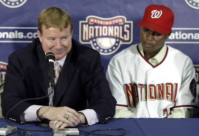 The Nationals Are Suing Over A Prospect Who Lied About His Age