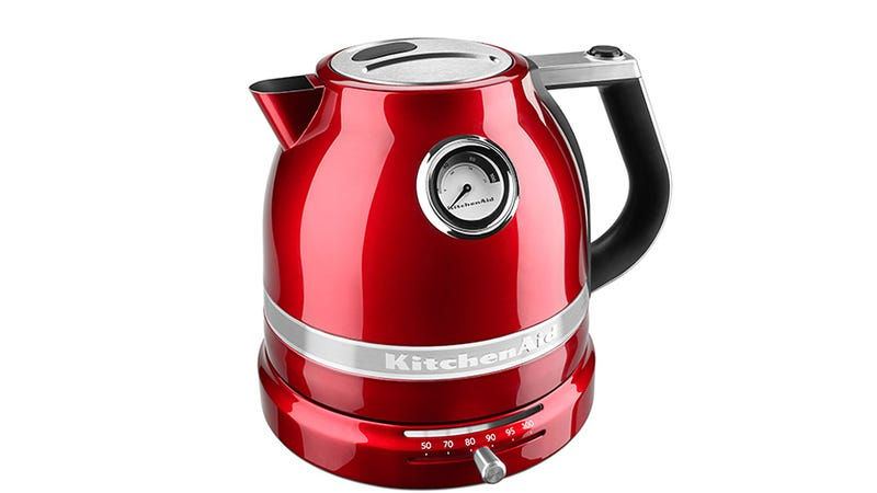 This Gorgeous Kettle Is How Iron Man Boils Water