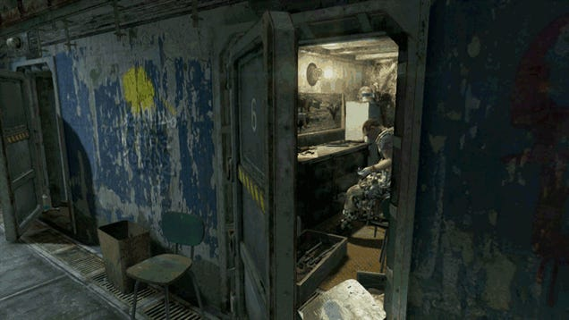 The Quiet Moments In Metro: Last Light's Apocalypse