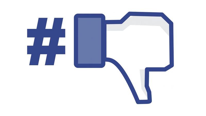 Facebook da luz verde a la invasión de los #hashtags