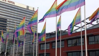 Russia's anti-gay legislation and Amsterdam's sassy response