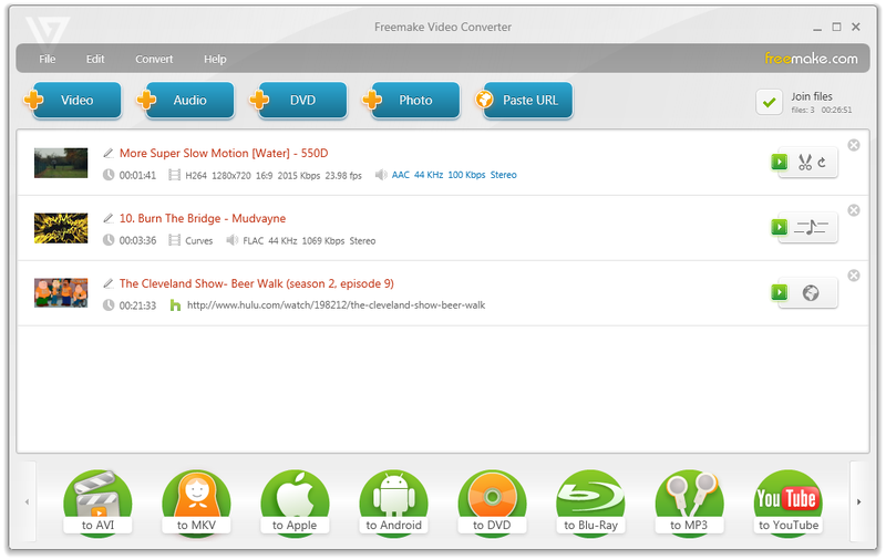 Quick Tip: Download Freemake Video Converter