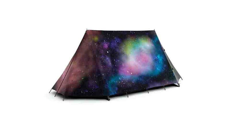 Don't Sleep Under the Stars. Sleep in the Stars