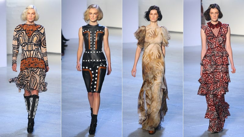 Rodarte's Aboriginal Prints Called 'Offensive' By Australian Leader
