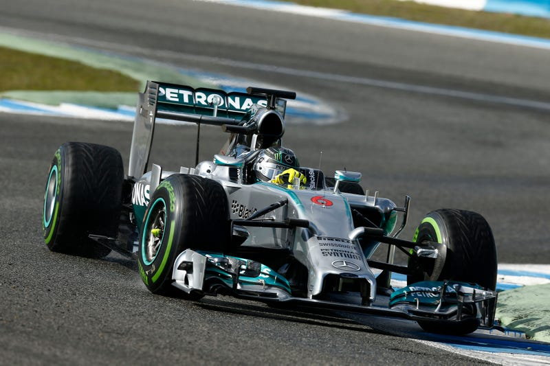The Halfway Point: 2014 Formula One Season