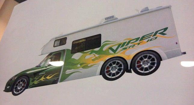 New Dodge Viper SRT10 adds horsepower and... wheels?