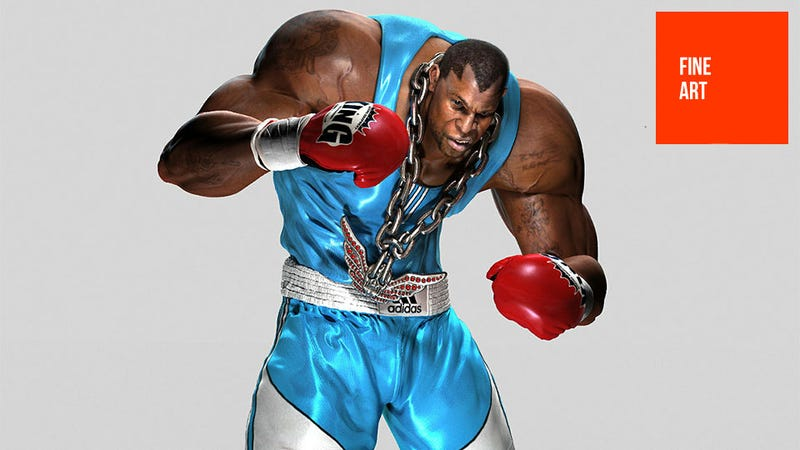 We Can Only Hope Next-Gen Street Fighter Looks This Good