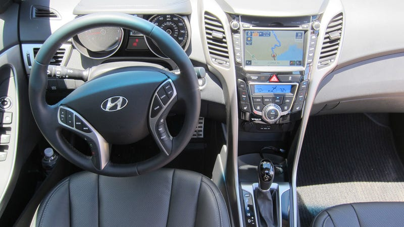 2013 Hyundai Elantra GT: The Jalopnik Review