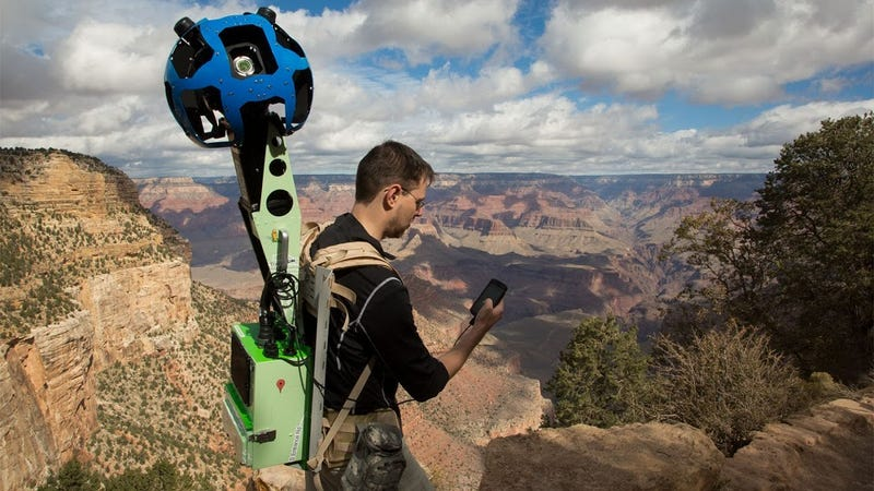 The Grand Canyon Is About to Get Google Street View
