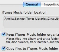 Move Your iTunes Library to an External Hard Drive