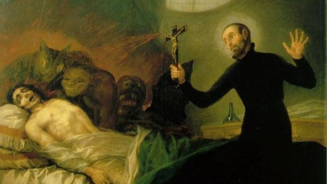 The 16th century exorcism that became political propaganda