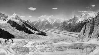 Az ember, aki megmutatta a hegyek lelkét