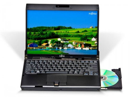 Fujitsu P8020 Ultraportable Comes With Multitouch Trackpad, Higher Price