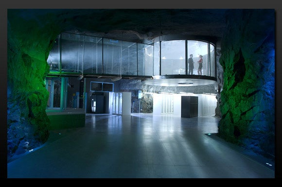 Store Your Data in a Swank, Swedish Eco-Bunker