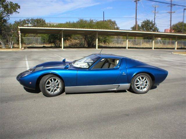 The Lamborghini Fiura Will Haunt Your Dreams