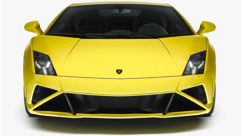 2013 Lamborghini Gallardo LP-560-4: An Old Bull With A Fugly New Face