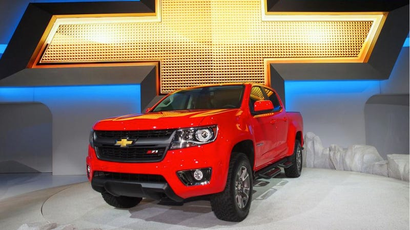 GM Is Building A Manual-Equipped 'Jalopnik Edition' Chevy Colorado