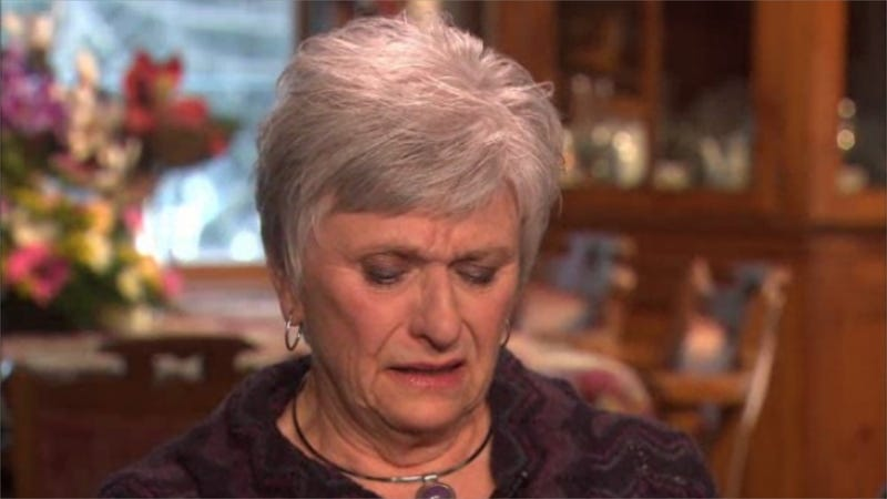 Dottie Sandusky Is Defensive and Delusional in Emotional TV Interview