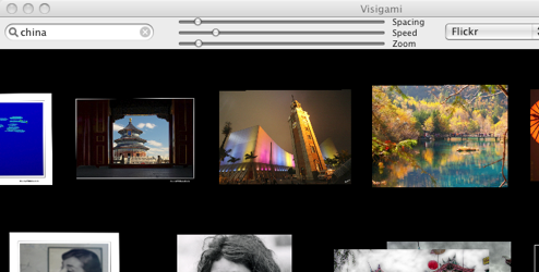 Visigami Image Search Results Screensaver