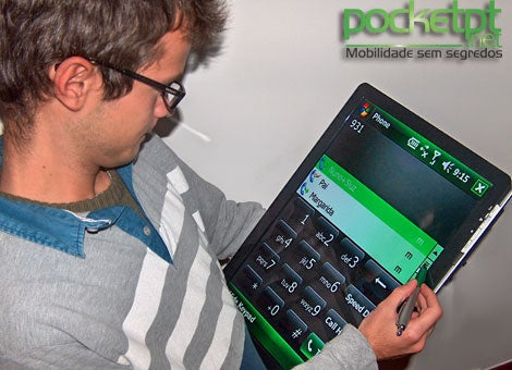 Gigantic Windows Mobile 'Phone' Leaves Us Scratching Our Heads