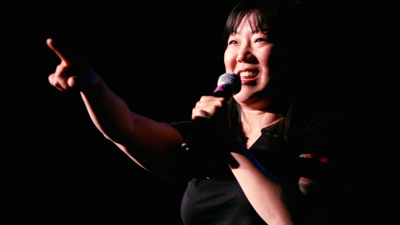 Margaret Cho Loves Your Thigh Gap