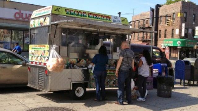 Who Steals A Taco Cart?