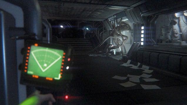 Alien Isolation's Worst (Best) Aspect: The Unpredictable Alien