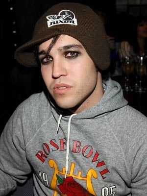 Pete Wentz and Co. Would Like You To Make Bug Eyes