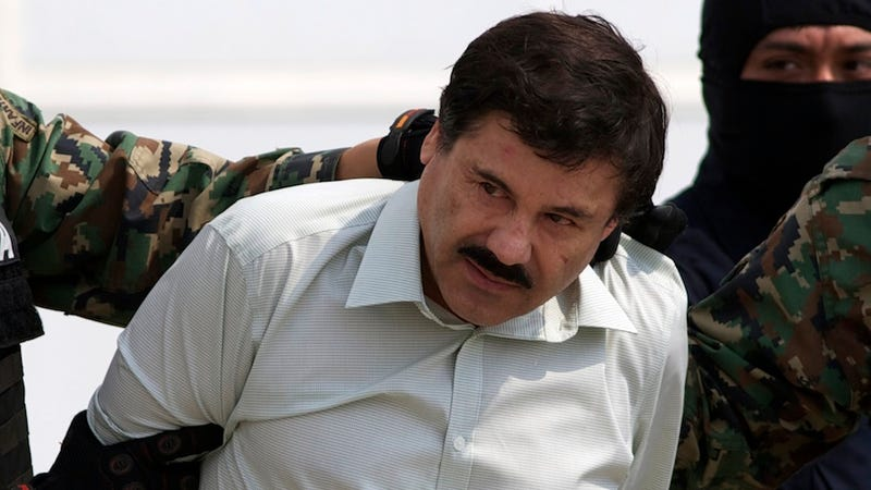 "Cartel Kingpin ""El Chapo"" Had 43 Vehicles, 16 Houses"