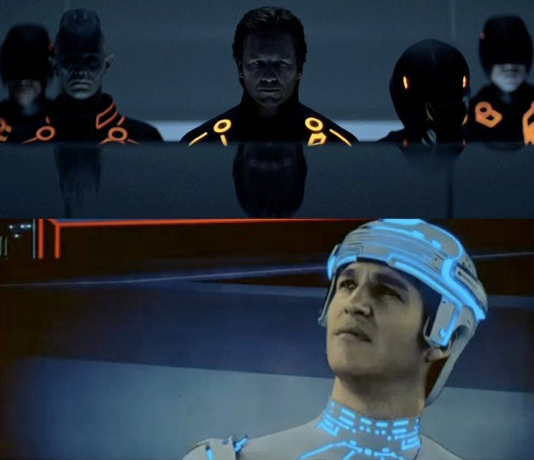 Tron Legacy Trailer Stills Reveal Secrets, Plot Points And Upgrades