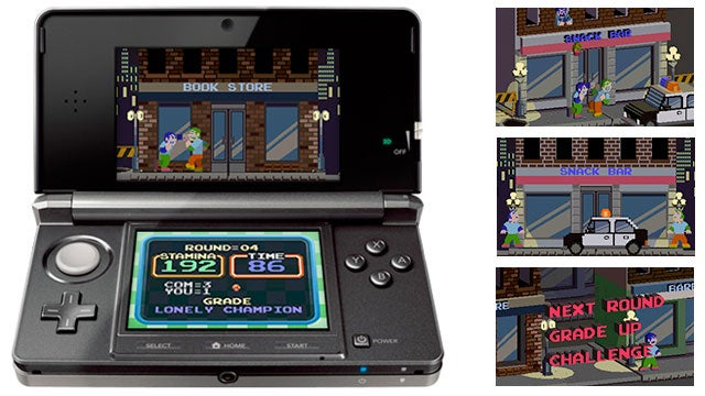 Urban Champion Is the Next Nintendo 3DS *Ahem* '3D Classic'