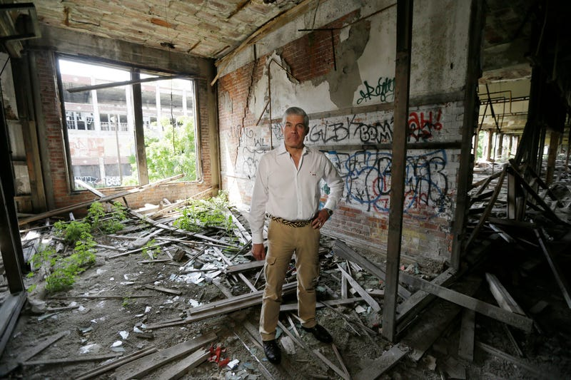 The Packard Plant's New Owner Hasn't Paid All Its Back Taxes Yet