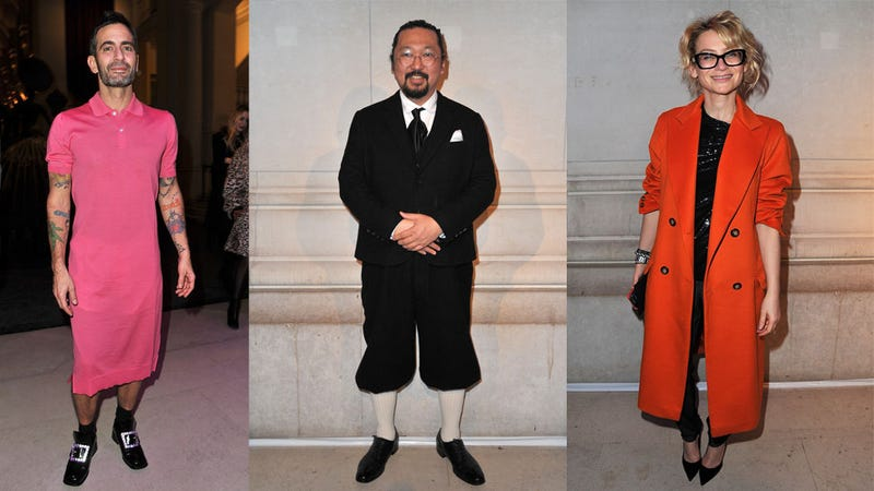 Marc Jacobs Wore a Dress to His Own Event