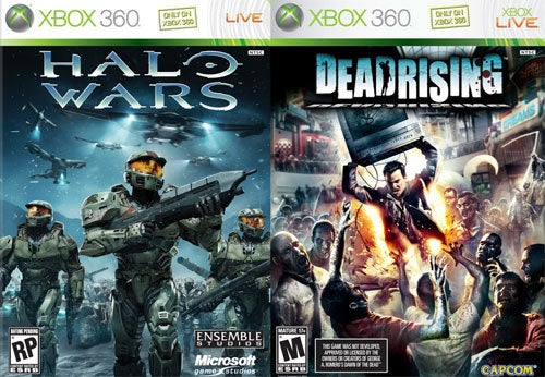 Halo Wars And Dead Rising Are On Demand