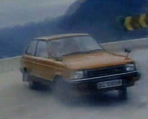 Ove Andersson Makes a Happy Choice By Hooning a 1982 Toyota Starlet
