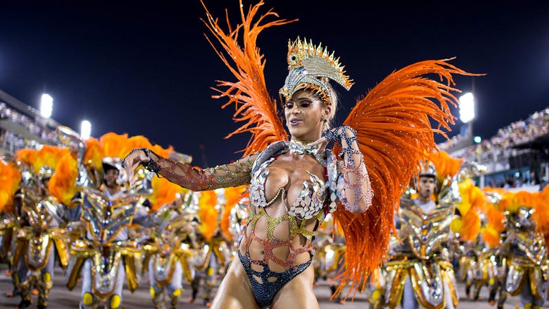 Battle of the Sexists: Brazil Versus the Middle East?