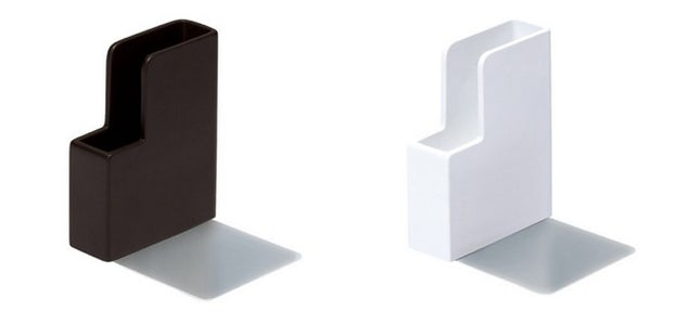 Slip Your Special Mail Into These Letter-Holder Bookends