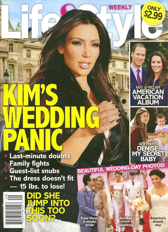 This Week In Tabloids: Both Katy Perry & Jen Garner's Marriages Are Totally Falling Apart