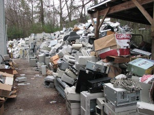 Let Manufacturers Recycle Your Old Gadgets