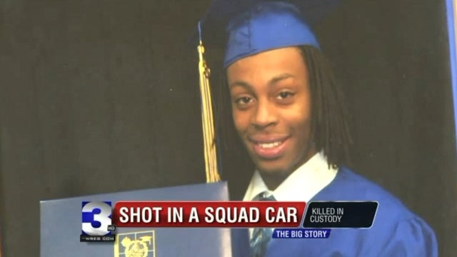 Police Say Handcuffed Man in Back of Cop Car Shot Himself in the Head; Mother Says 'They Killed Him'