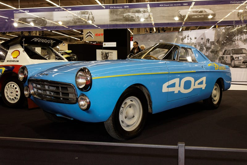 The Peugeot 404 Record Car Is Not An Error